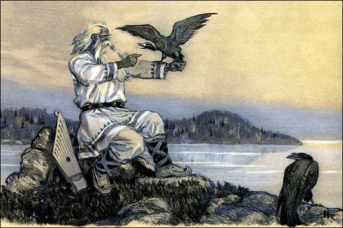 Калевала, цыганские сказки о Браме и Индре, Велесова книга: мифы и эпосы, которые подозревают в подделке.